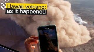 Video Lava in Hawaii - Kilauea Volcano Erupts - Day By Day Account MP3, 3GP, MP4, WEBM, AVI, FLV Februari 2019