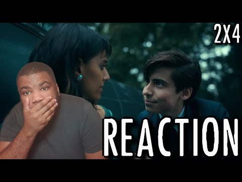 "The Umbrella Academy 2x4 REACTION ""The Majestic 12"""