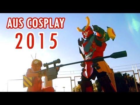 Cosplay Highlights Australia 2015