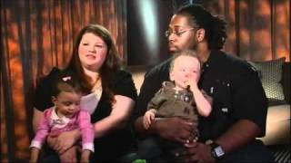 Download Youtube: Biracial Couple Gives Birth to Twins: One Black, One White | Good Morning America | ABC News