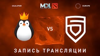 Kinguin vs PENTA, MDL EU, game 1 [Maelstorm, Inmate]
