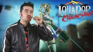Video Lollipop Chainsaw Angry Review MP3, 3GP, MP4, WEBM, AVI, FLV September 2018