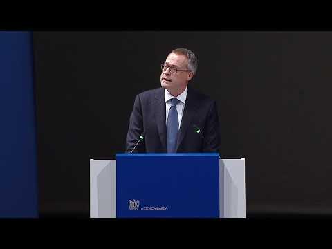 Intervento del Presidente di Assolombarda, Carlo Bonomi – Assemblea Generale 2018