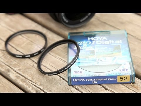 UV Filter vs No UV Filter - DigitalRev TV Test