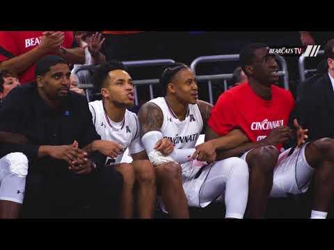 Cincinnati Basketball Look Back On Win Over Houston in AAC Title Game