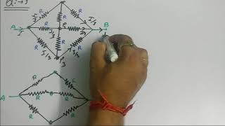 TRICK TO SOLVE COMPLEX CIRCUIT OF SYMMETRY (1)