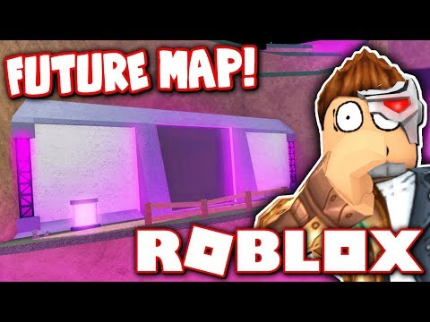 THIS MAP WILL BE RELEASED NEXT UPDATE IN FLOOD ESCAPE 2?! (Roblox) (видео)