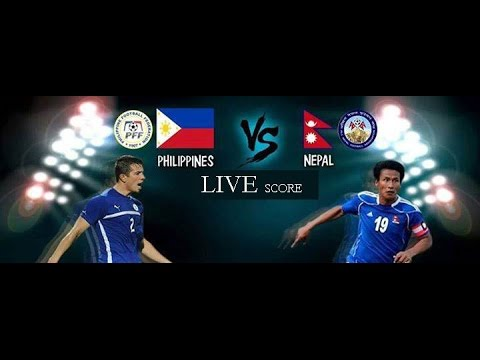 (Nepal Vs Philippines Football Match 2017 AFC Asian Cup ...33 min)