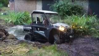 7. Messing around with the John Deere Gator RSX 850i