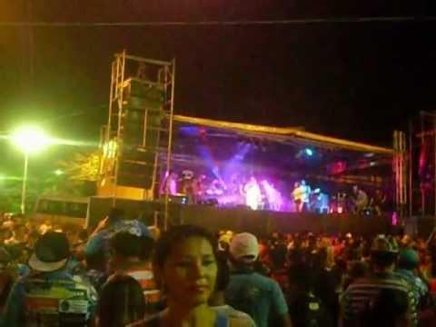 Carnaval em Santana do Acaraú - Última noite de folia.