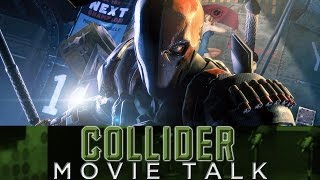 Why Affleck Chose Deathstroke - Collider Movie Talk by Collider