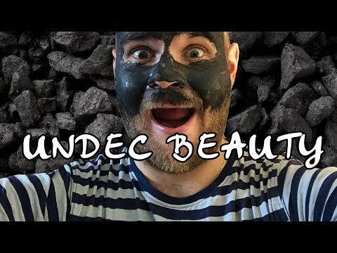 Undec Beauty #2: Hydra Detox Maseczka Węglowa - Testuję!  || Aktywny Węgiel