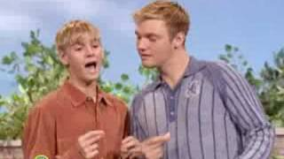 For more videos and games check out our new website at http://www.sesamestreet.org In this video, Aaron and Nick Carter sing ...