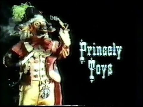 Doc - Princely Mechanical Toys (1976)