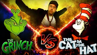 Video The Grinch vs. The Cat in the Hat MP3, 3GP, MP4, WEBM, AVI, FLV November 2018