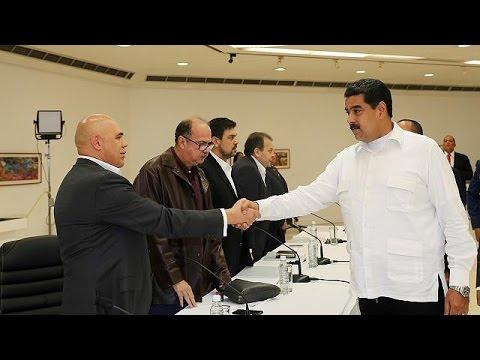 Βενεζουέλα: Ξεκίνησαν οι συνομιλίες κυβέρνησης – αντιπολίτευσης μετά από πρωτοβουλία του… – world