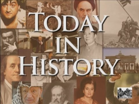 Today in History for May 10th
