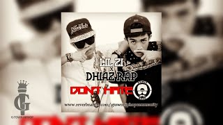 LIL ZI x DHIAZ RAP - Dont Hate The Kumis [Official Audio]