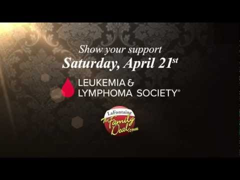 Team LaFontaine 2012 LLS Man & Woman of the Year Campaign Event | Mask-Car-Aid