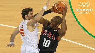 Video Spain vs USA - Gold Medal Match | Beijing 2008 | Throwback Thursday MP3, 3GP, MP4, WEBM, AVI, FLV Agustus 2019