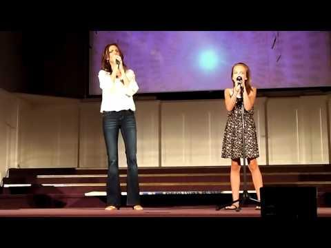 Emma & Jessica Hausberger Community Chruch Talent Show