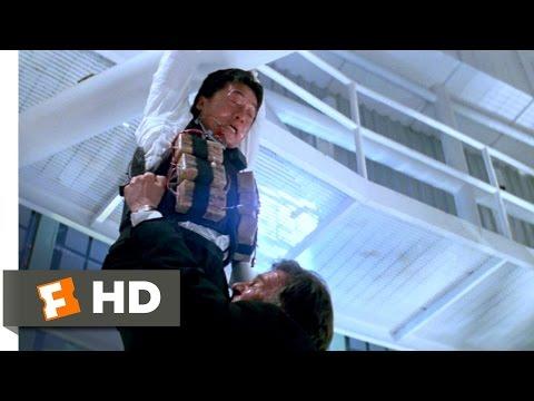 Rush Hour (4/5) Movie CLIP - Death Fall (1998) HD (видео)