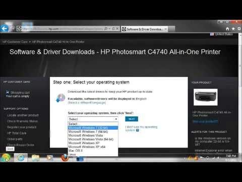 # How to Download and Install HP Printer Drivers (START to END Video)