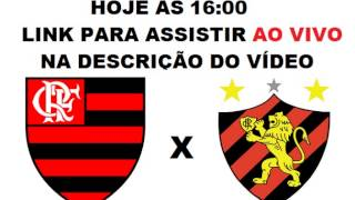 LINK PARA ASSISTIR: http://adf.ly/9905487/flaxspo1705 Assistir Flamengo X Sport ao vivo hoje 17/05/2015 Campeonato...