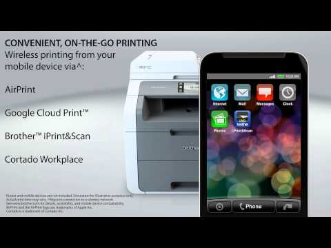 Brother All-In-One Color Printer | MFC-9130CW