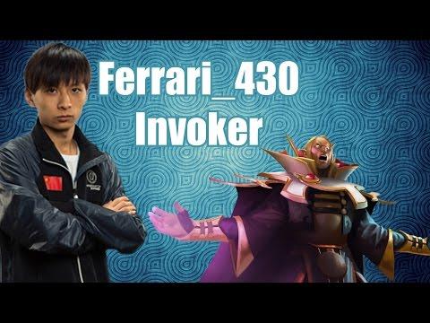 Ferrari_430 - Invoker | Dota 2 Ranked Matchmaking