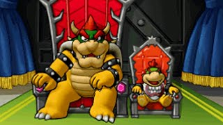 Mario Party DS - Story Mode: Part 5 - Bowser's Pinball Machine!
