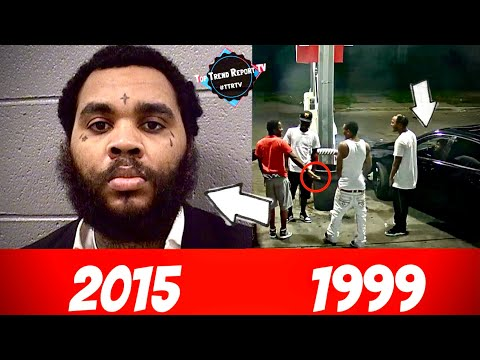 The Criminal History of Kevin Gates