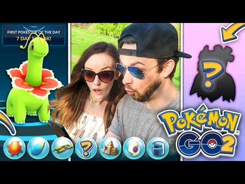 Pokemon GO - WHICH RARE ITEM DID I GET? 😱 (+ 10km EGG + EPIC EVOLUTION!)