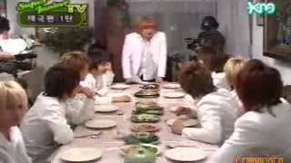 Super Junior - Eating Thai Food Ep 2
