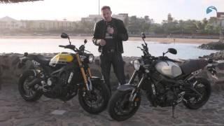 7. Yamaha XSR900 (2016) road test review | Bike Social