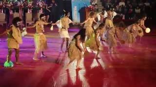 Solomon Islands first year students in Taiwan performing cultural dances at Fu Jen Catholic University (輔仁大學) Anniversary...