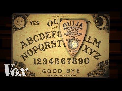 The Odd History of Ouija Boards