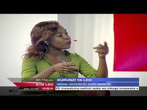 Kurunzi ya Leo: Matatu kutoegeshwa jijini Nairobi