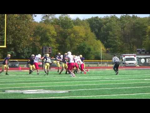 Briton Football Turns Back Central