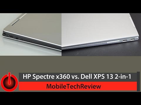 , title : 'HP Spectre x360 vs. Dell XPS 13 2-in-1 Comparison Smackdown'