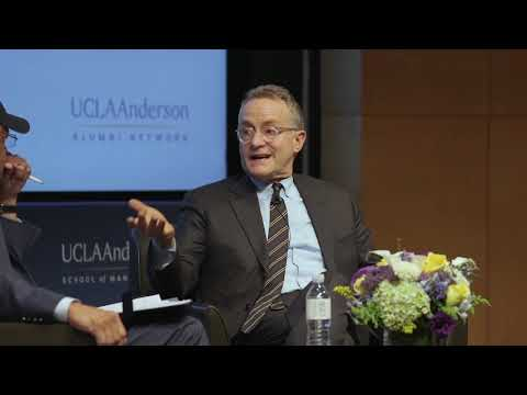 "Howard Marks: UCLA Anderson Fink Center ""Mastering The Market Cycle"""