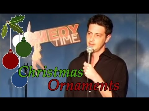 Christmas Ornaments - Comedy Time