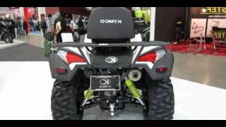 7. 2014 Kymco MXU 700i All Terrain Vehicle Walkaround