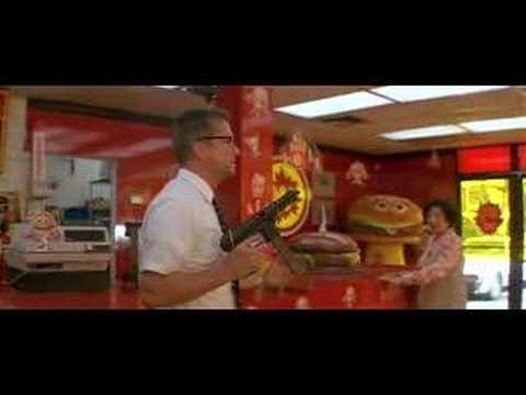 michael douglas - The i want breakfast scene in the movie falling down ... outstanding!