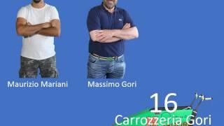 #vaporetti2017 Equipaggio N°16 Carrozzeria Gori