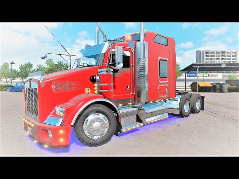 Kenworth T800 Custom v1.0