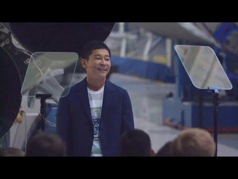 Ιάπωνας δισεκατομμυριούχος ο πρώτος τουρίστας της Σελήνης  …