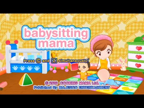 Babysitting Mama - Episode 1
