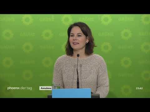 Pressekonferenzen der Parteien zum Kohlekompromiss am 28.01.19