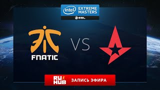 Astralis vs fnatic, game 3